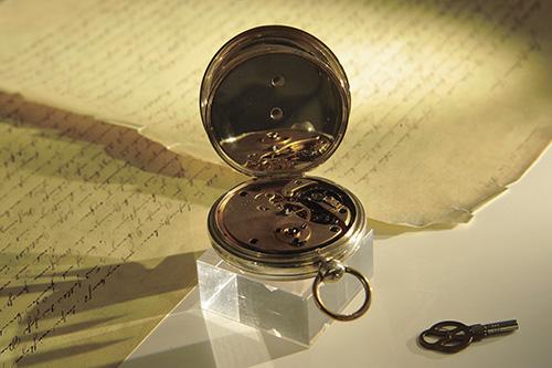 アドルフ・ランゲ 懐中時計No.1049