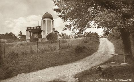 グラスヒュッテの天文台