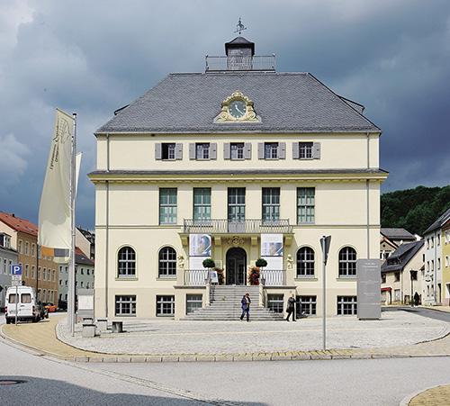 グラスヒュッテ・ドイツ時計博物館