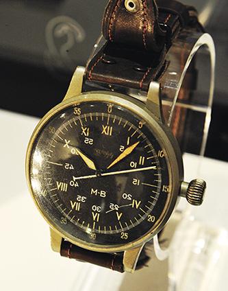 A.ランゲ&ゾーネの軍用時計
