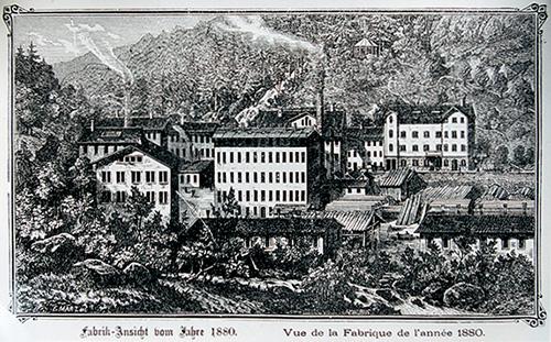 1880年のユンハンス