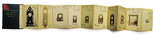 ユンハンス初のカタログ