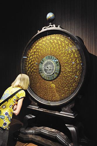 アンドレアス・ゲルトナーの世界時計