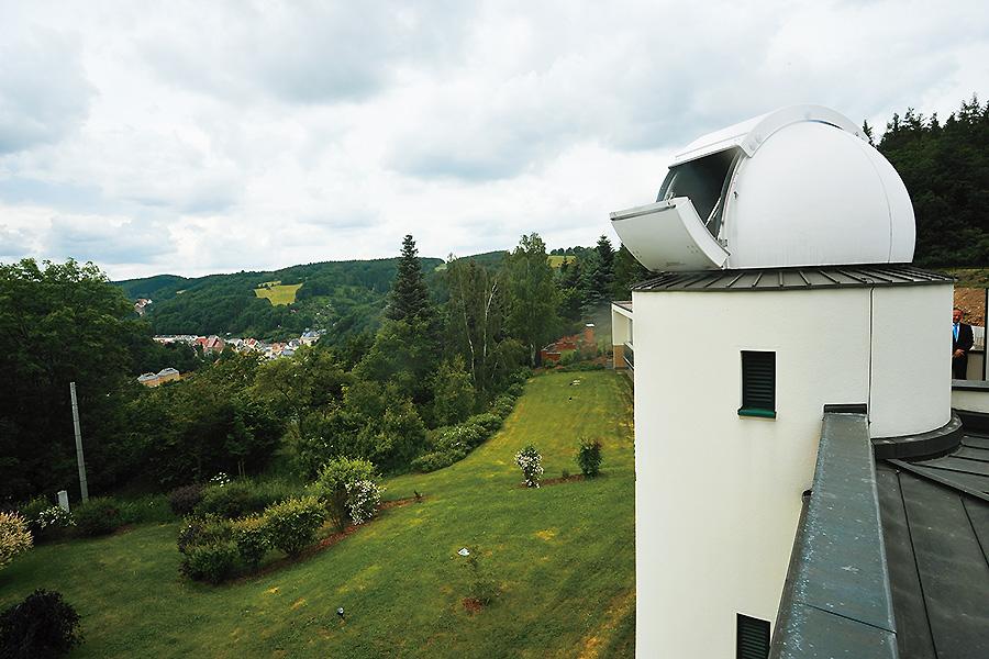 グラスヒュッテ天文台