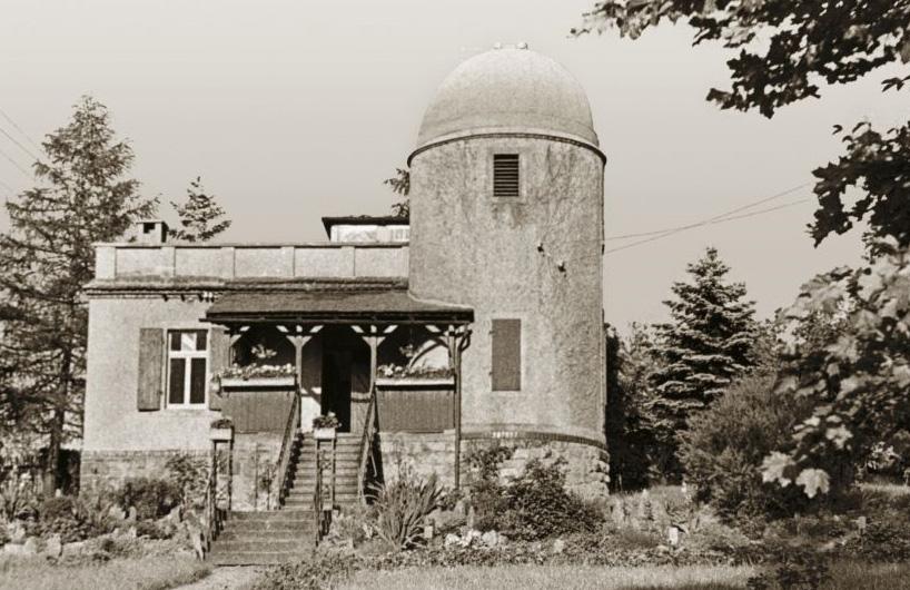 戦後のグラスヒュッテ天文台