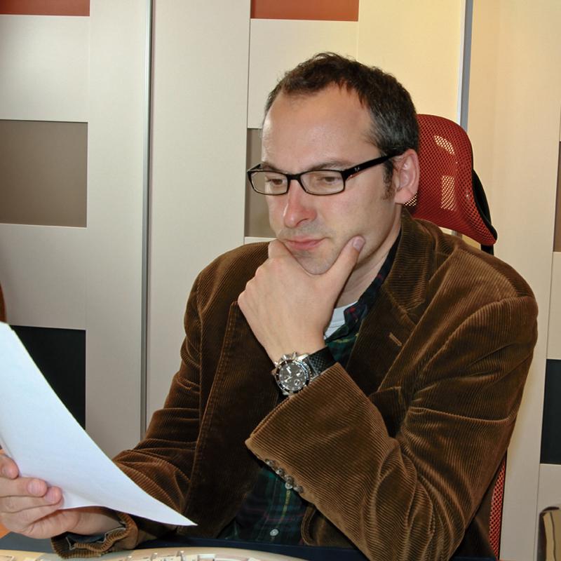 創業者のフランク・ディバルコフスキー