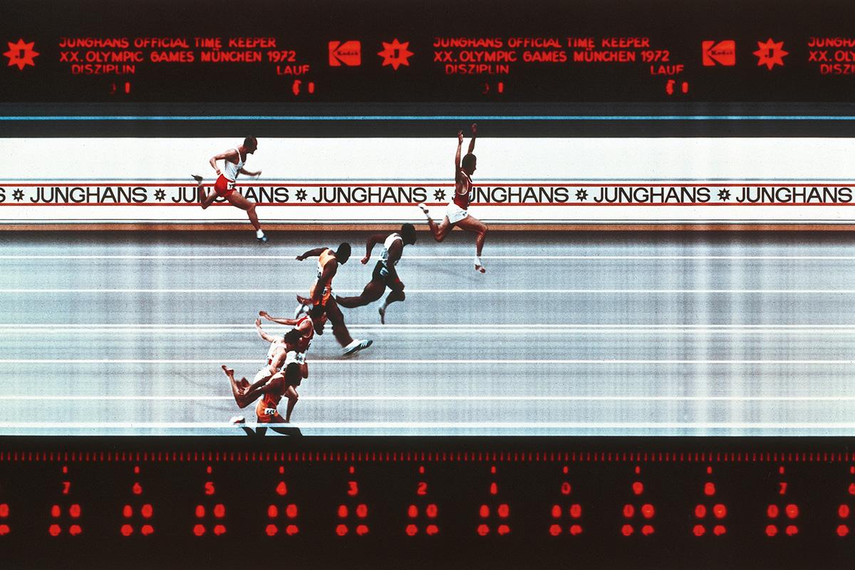 ミュンヘンオリンピック1